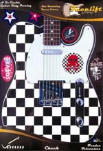 Checkerboard Telecaster ® Facelift