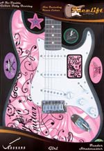 Girl Stratocaster ® Facelift