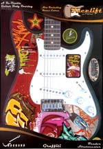 Graffiti Stratocaster ® Facelift